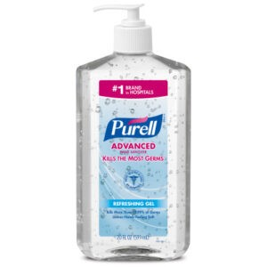 20oz Purell Table Top Pump