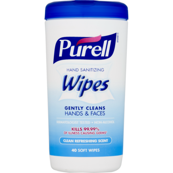 Purell Hand Sanitizing Wipes 40ct