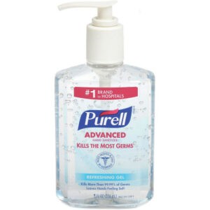 Purell Table Top Pump 8oz